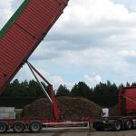 Tallvrie Transport konteinerveod